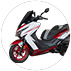 光阳摩托专卖店